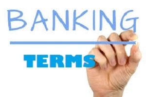 Important banking terms in India